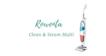 nettoyeur vapeur Clean & Steam Multi
