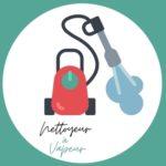 logo nettoyeur à vapeur