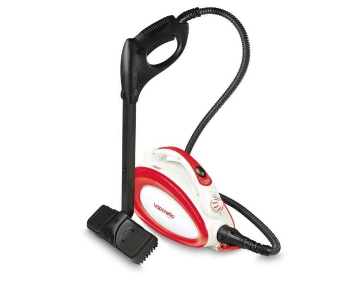 Handy 20 le nettoyeur à vapeur format traineau de chez Polti